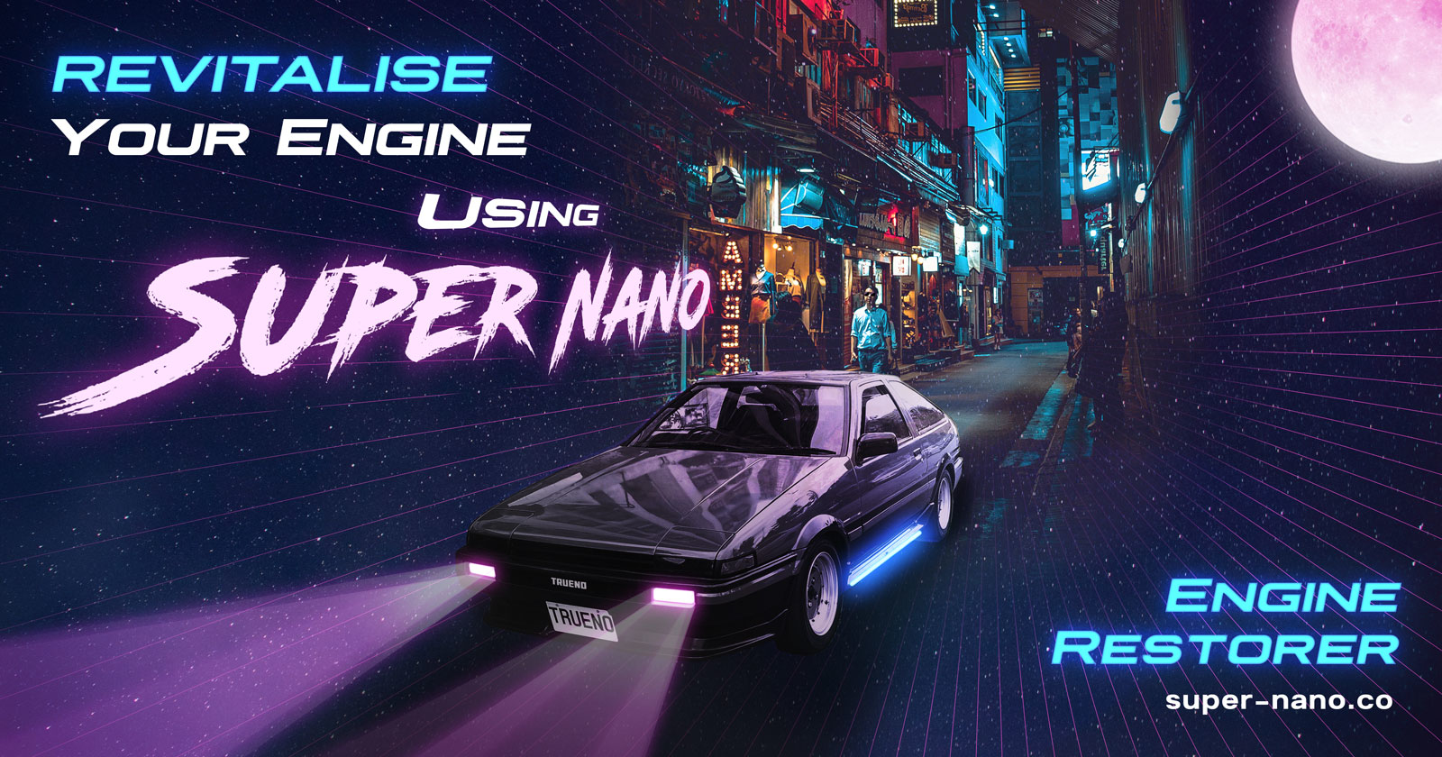revitalise your engine using super nano engine restorer home banner ae86 trueno hong kong