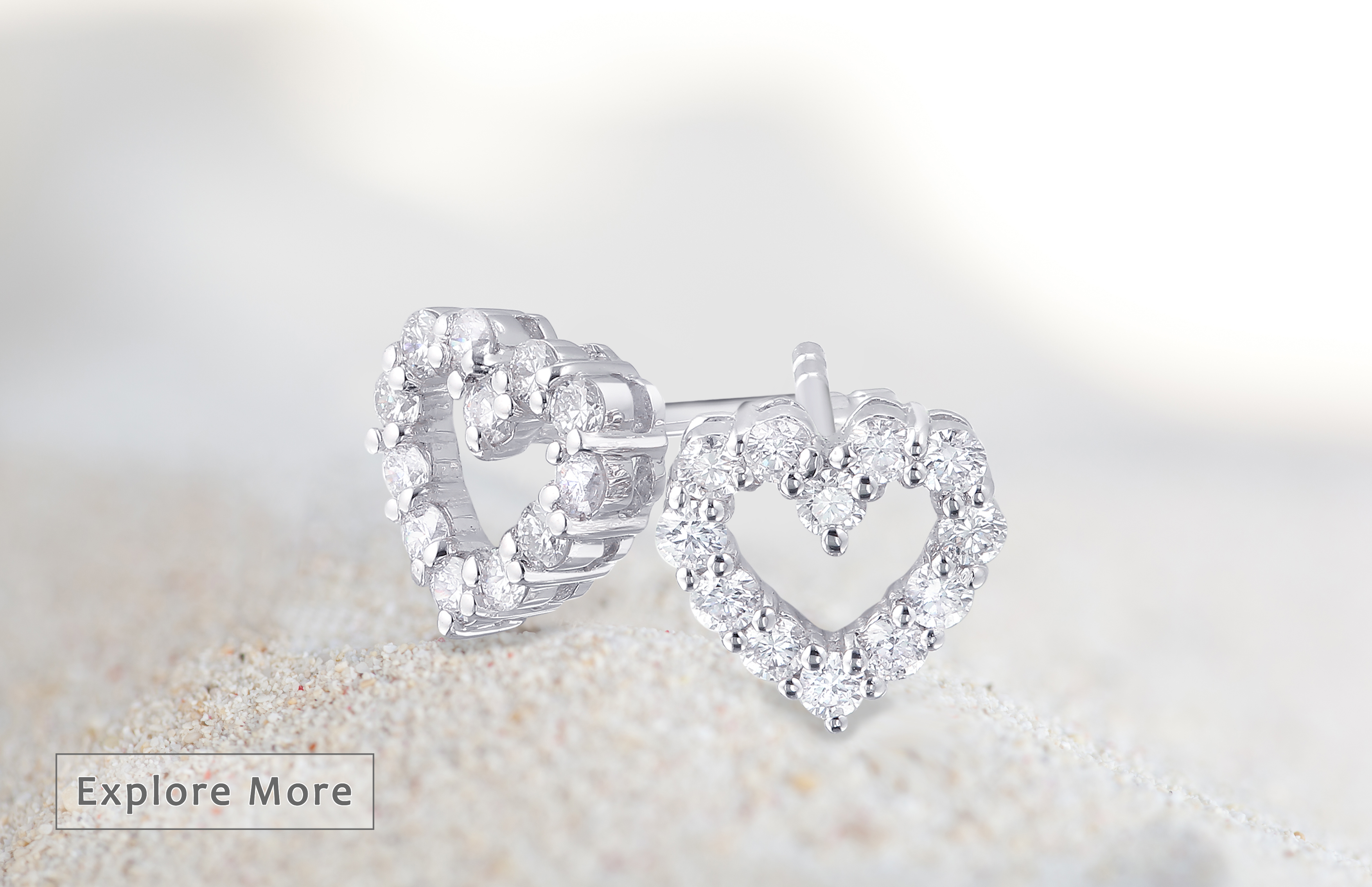 Diamond Earrings鑽石耳環