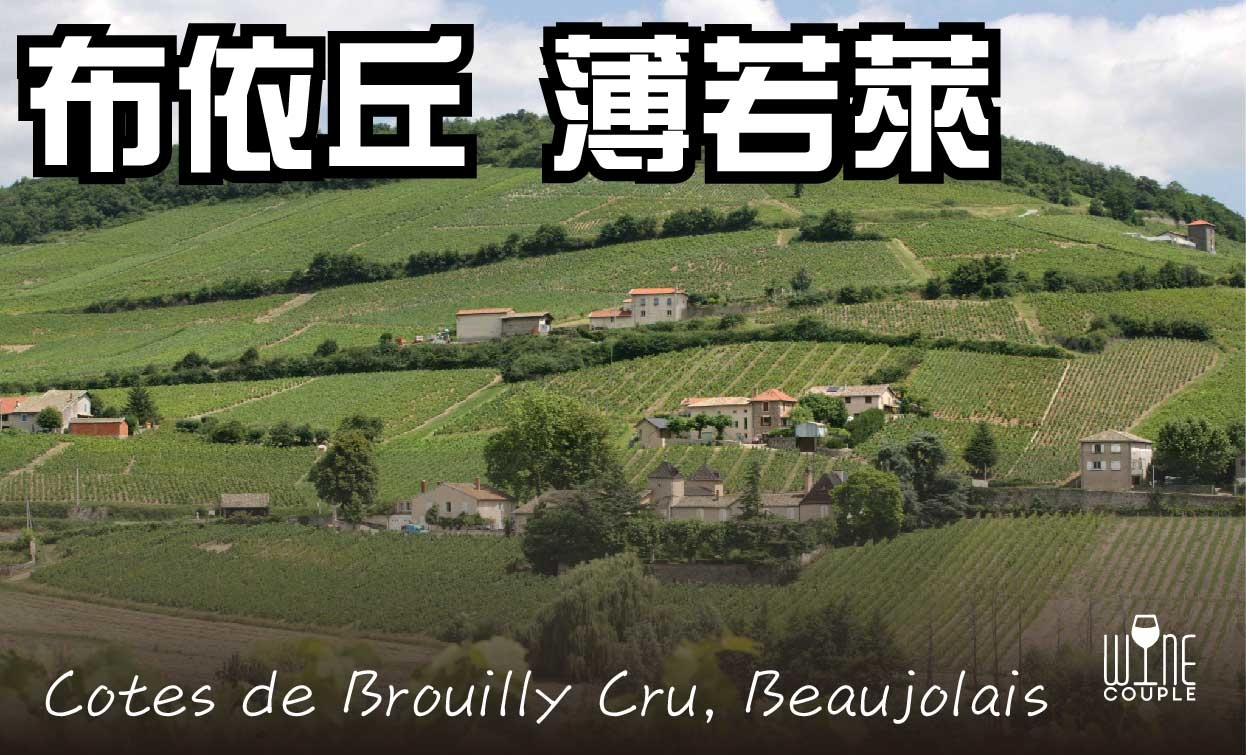 Cotes de Brouilly Cru ,Beaujolais