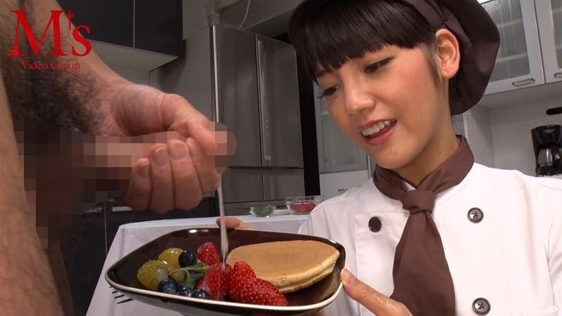 水菜麗 精液 pancake