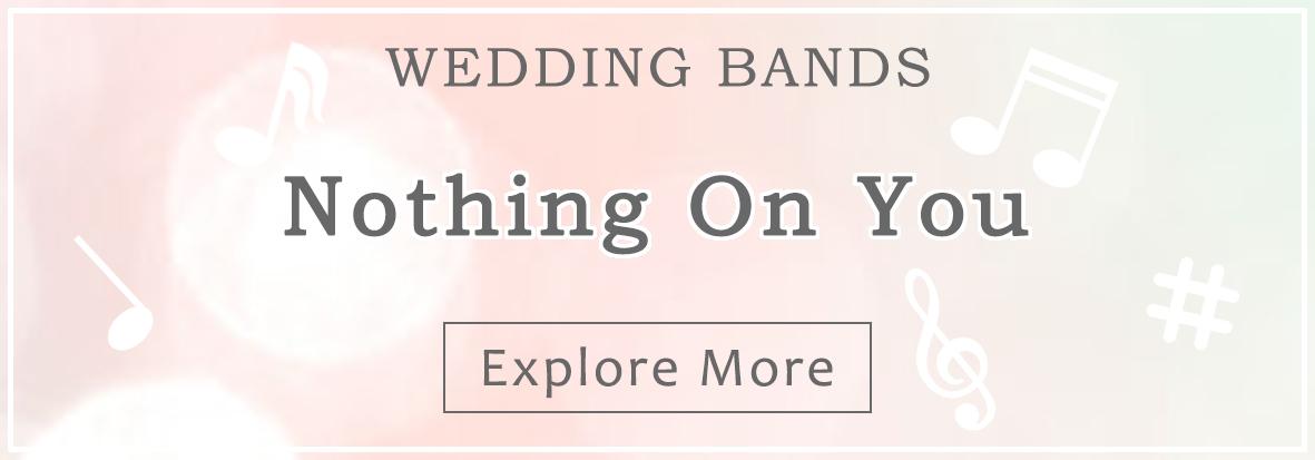 Wedding Band 結婚對戒