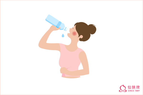 選對時間,喝水也能瘦