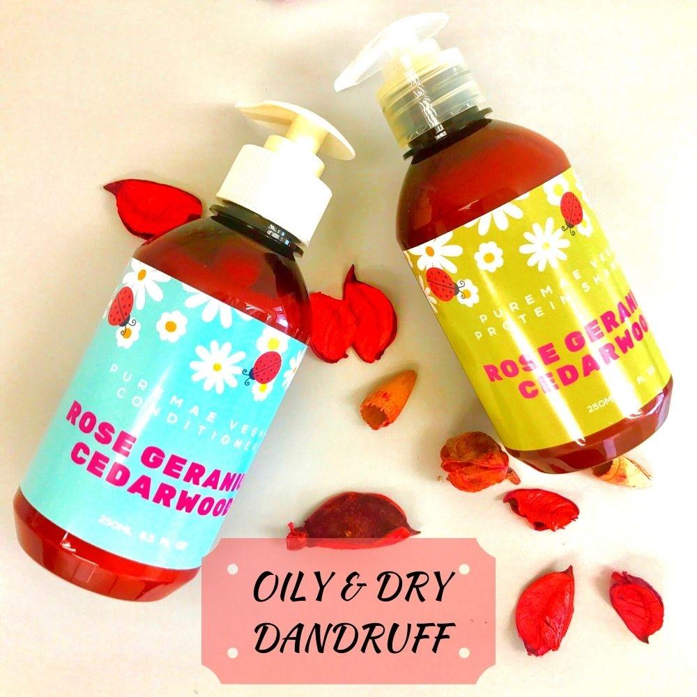 DRY & OILY DANDRUFF
