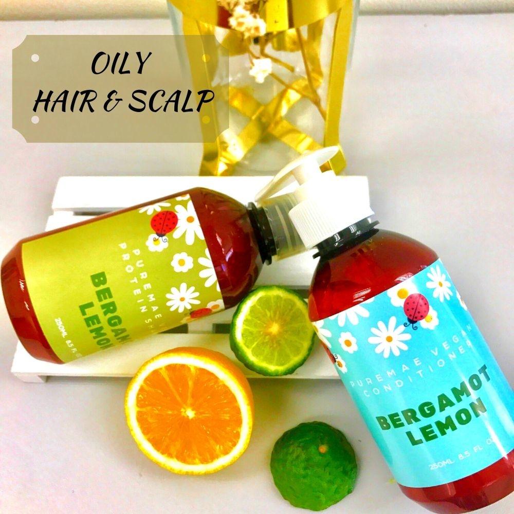 OILY HAIR & SCALP