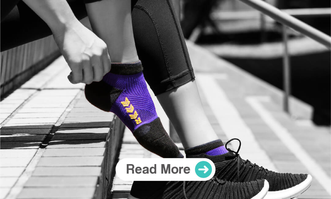 CHEGO Sports Socks Blog- The Secret of Breaking Marathon PB