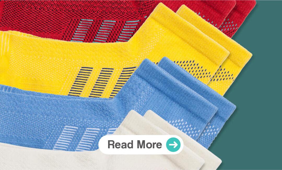 CHEGO Sports Socks Blog- How Often Do I Need to Replace My Socks?