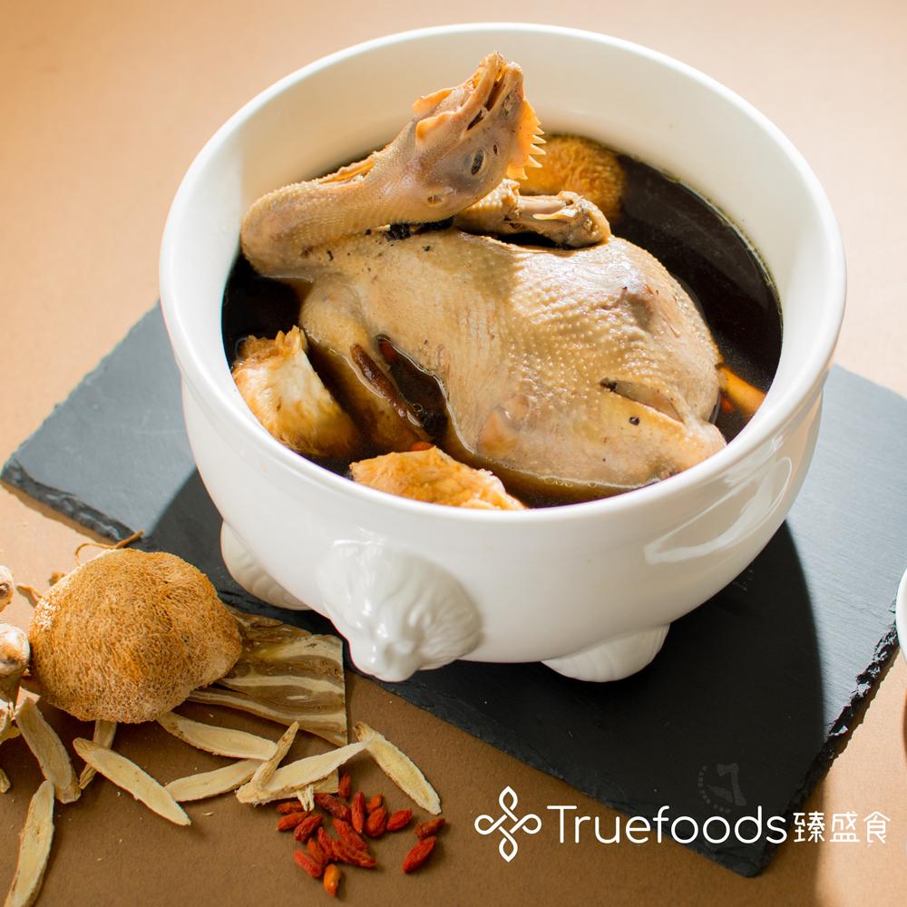 猴頭菇養生雞湯
