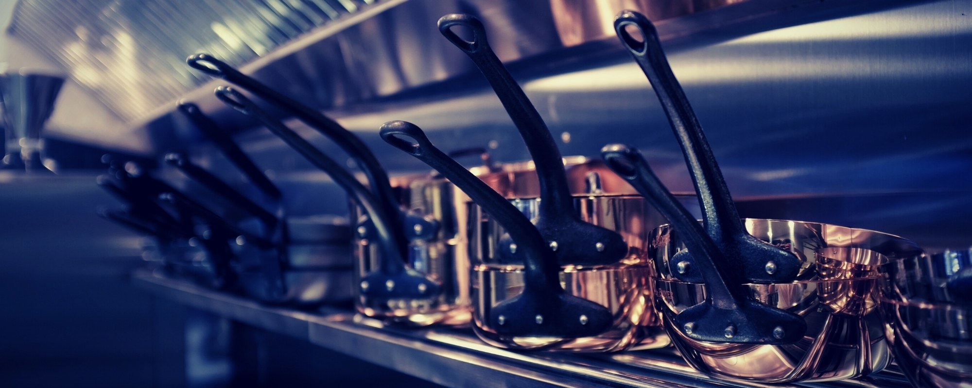 DE BUYER Inocuivre | Copper cookware cast-iron handles