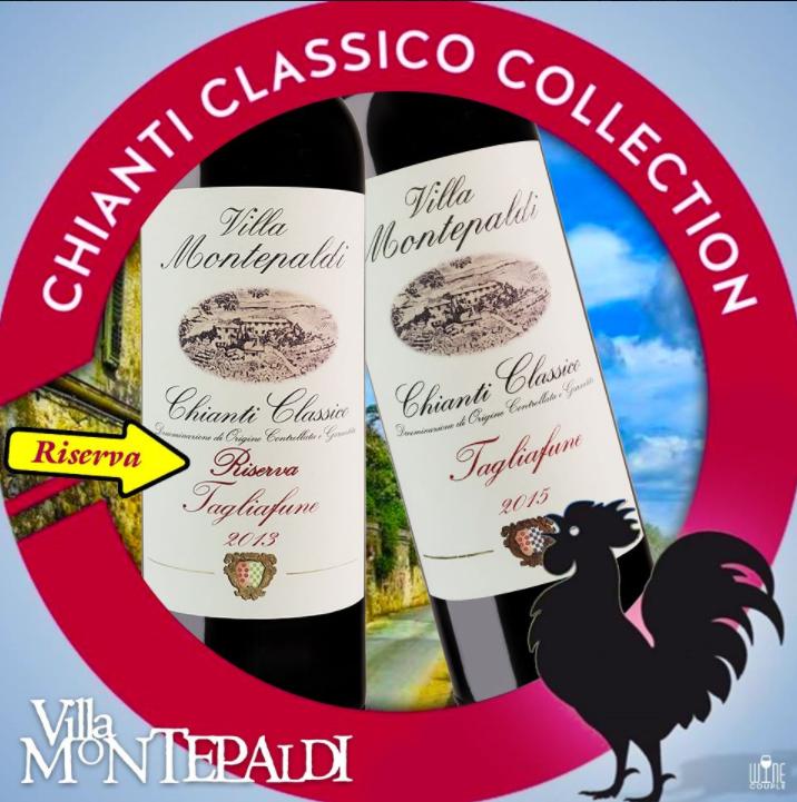 Montepaldi Tagliafune RISERVA Chianti Classico Riserva DOCG 2013
