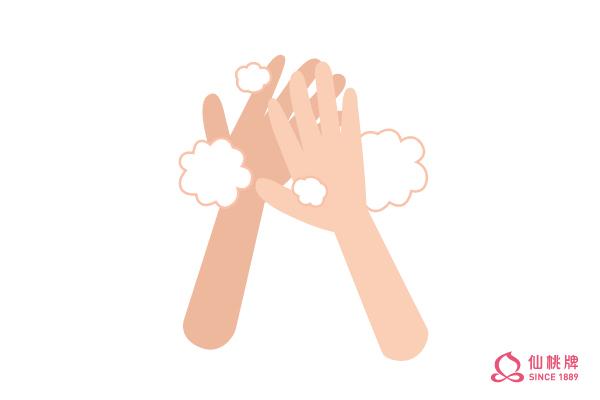 洗手按穴道,提升免疫力