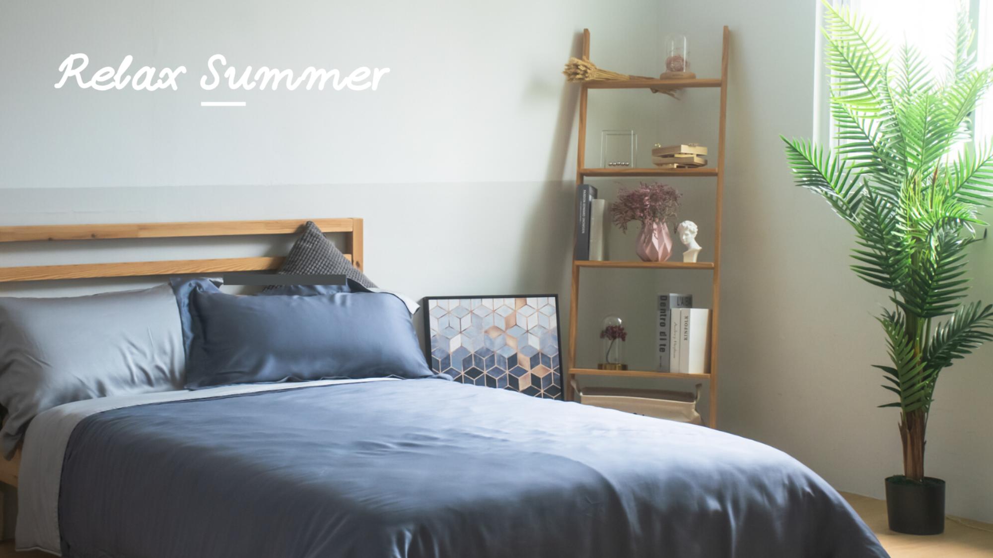 天絲,床包,素色,床單,床罩,兩用被