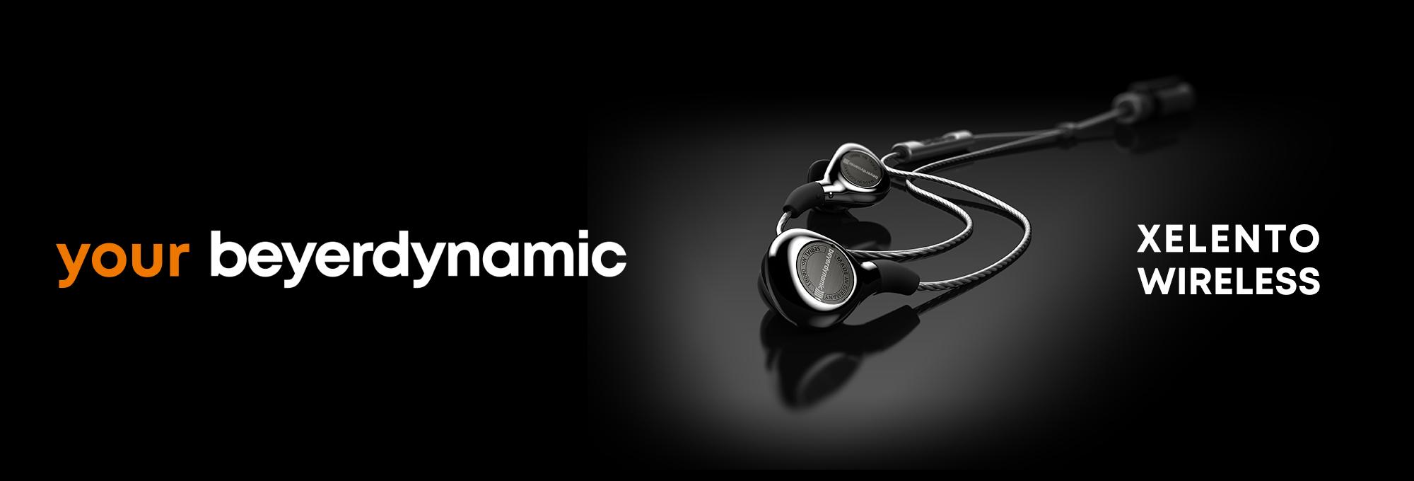 unimy,由你買,beyerdynamic,拜耳動力,XELENTO,wireless,高階耳機,音樂耳機,耳罩式耳機,入耳式耳機,專業耳機,耳機推薦