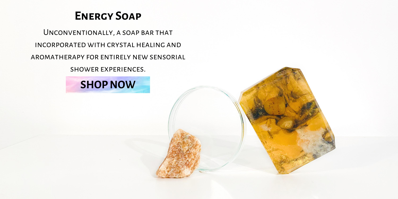 Energy Soap Bar