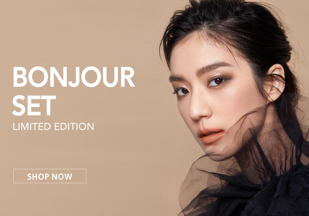 kaibeauty, bonjour, eyeshadow ,eye , eyecon , palette, shipping, makeup, 小凱