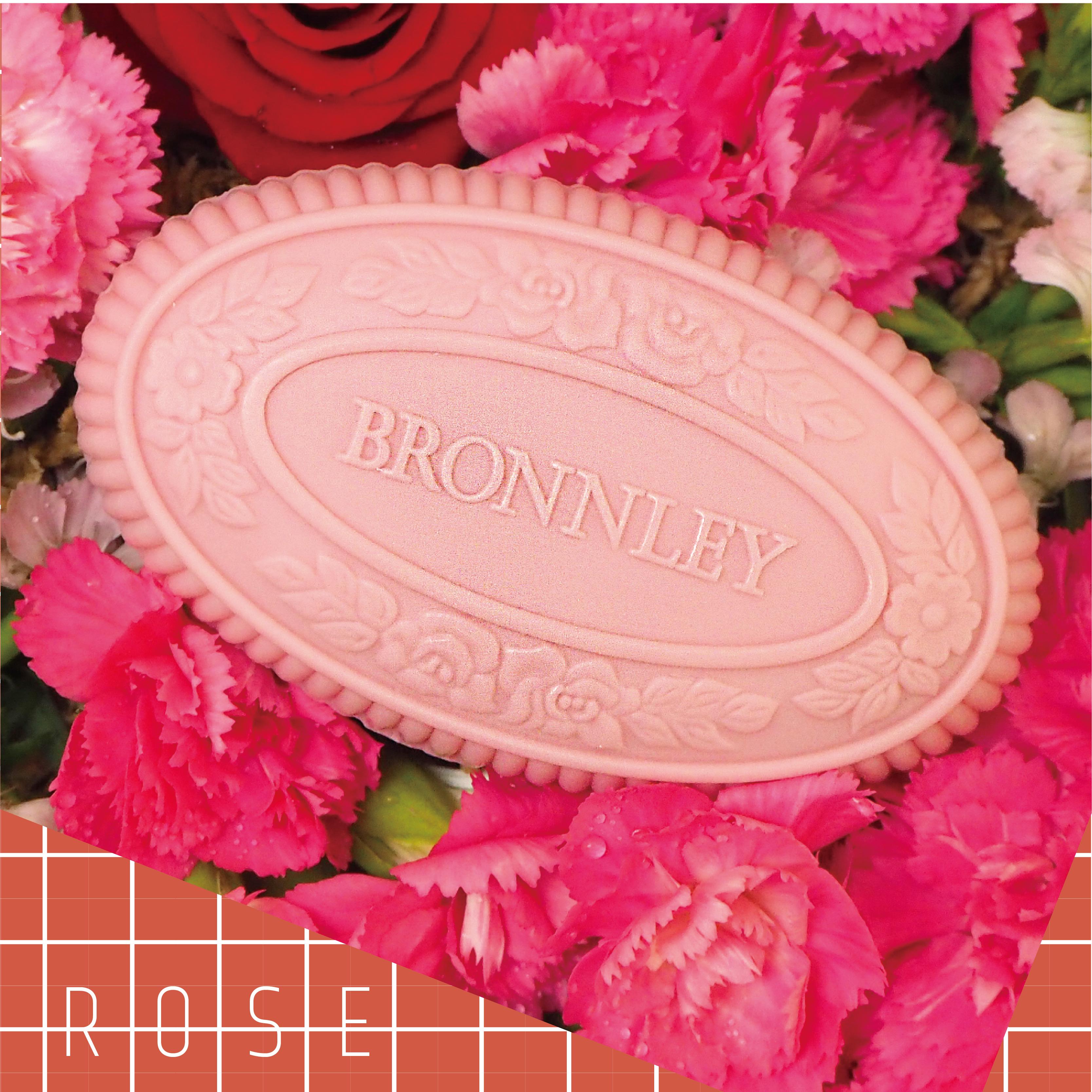 玫瑰雕花皂