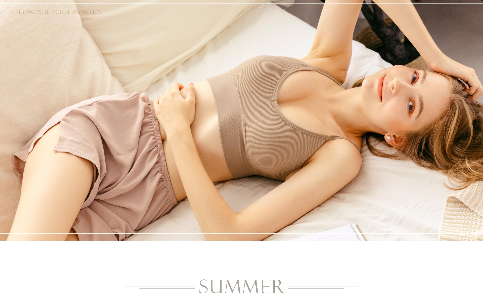 Olivia無鋼圈內衣,舒適,集中,自在的內在美,不論是無痕內衣,蕾絲內衣,性感內衣,少女內衣,都在OLIVIA無鋼圈內衣,穿搭有型的小可愛,背心,睡衣或配件,Olivia期待讓你身體感受零束縛與自由自在的舒適。