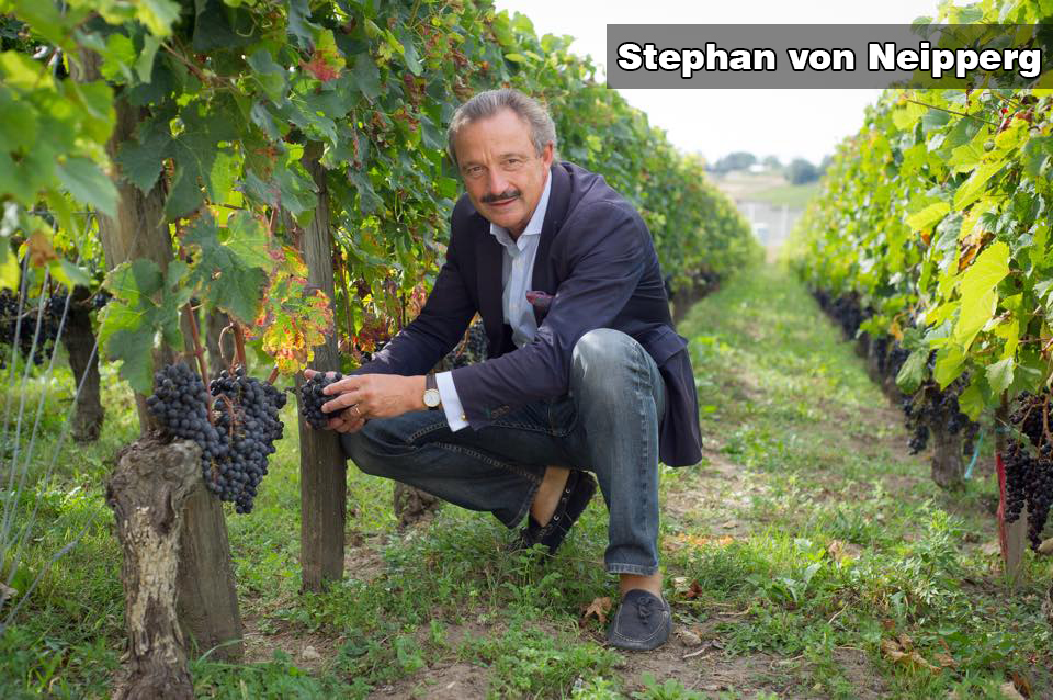Stephan von Neipperg|史蒂芬馮納博|Wine Couple 醇酒伴侶