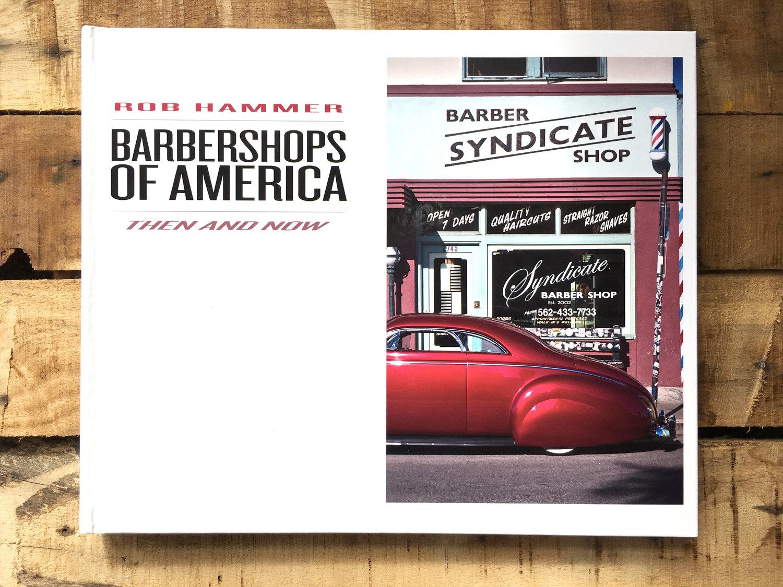 認真記錄整個美國的理髮店 – 攝影師 ROB HAMMER