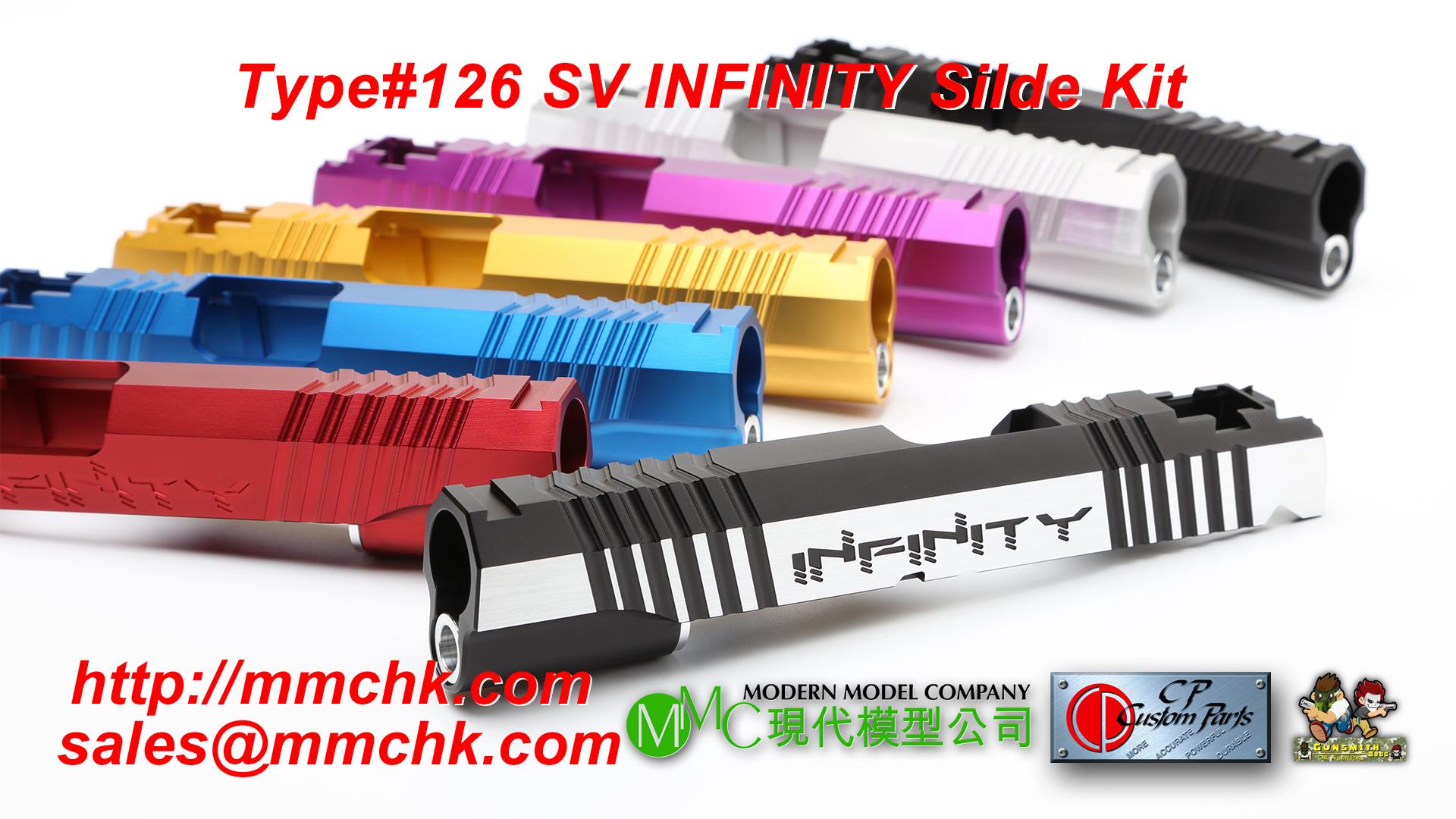 CP (GSB) SVi 126 slide for Marui Hicapa 5.1
