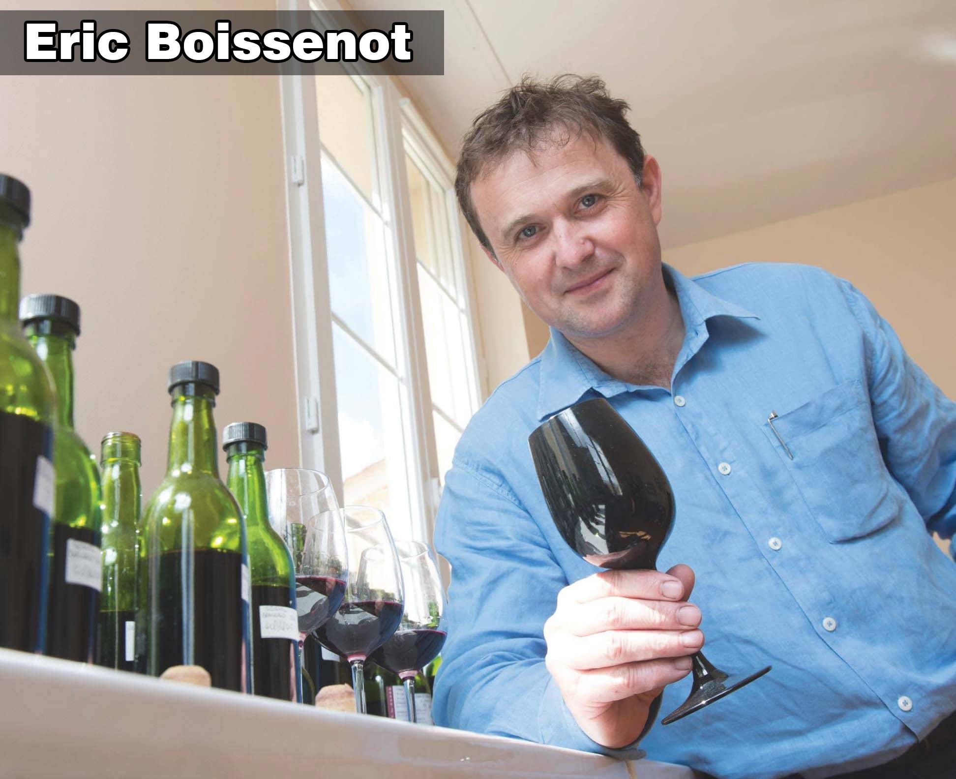 Eric Boissenot|埃里克·布瓦諾|Wine Couple 醇酒伴侶