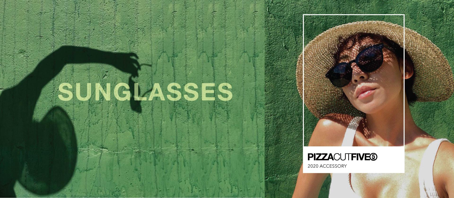 PizzaCutFive眼鏡