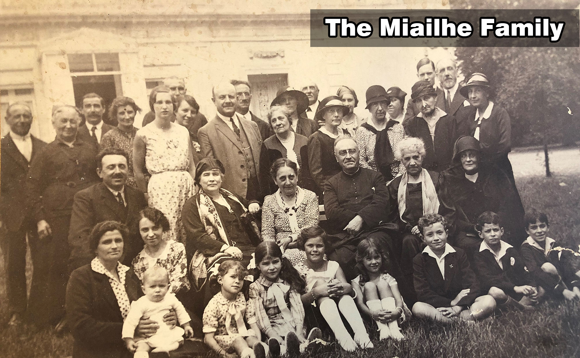 The Miailhe Family|Wine Couple 醇酒伴侶