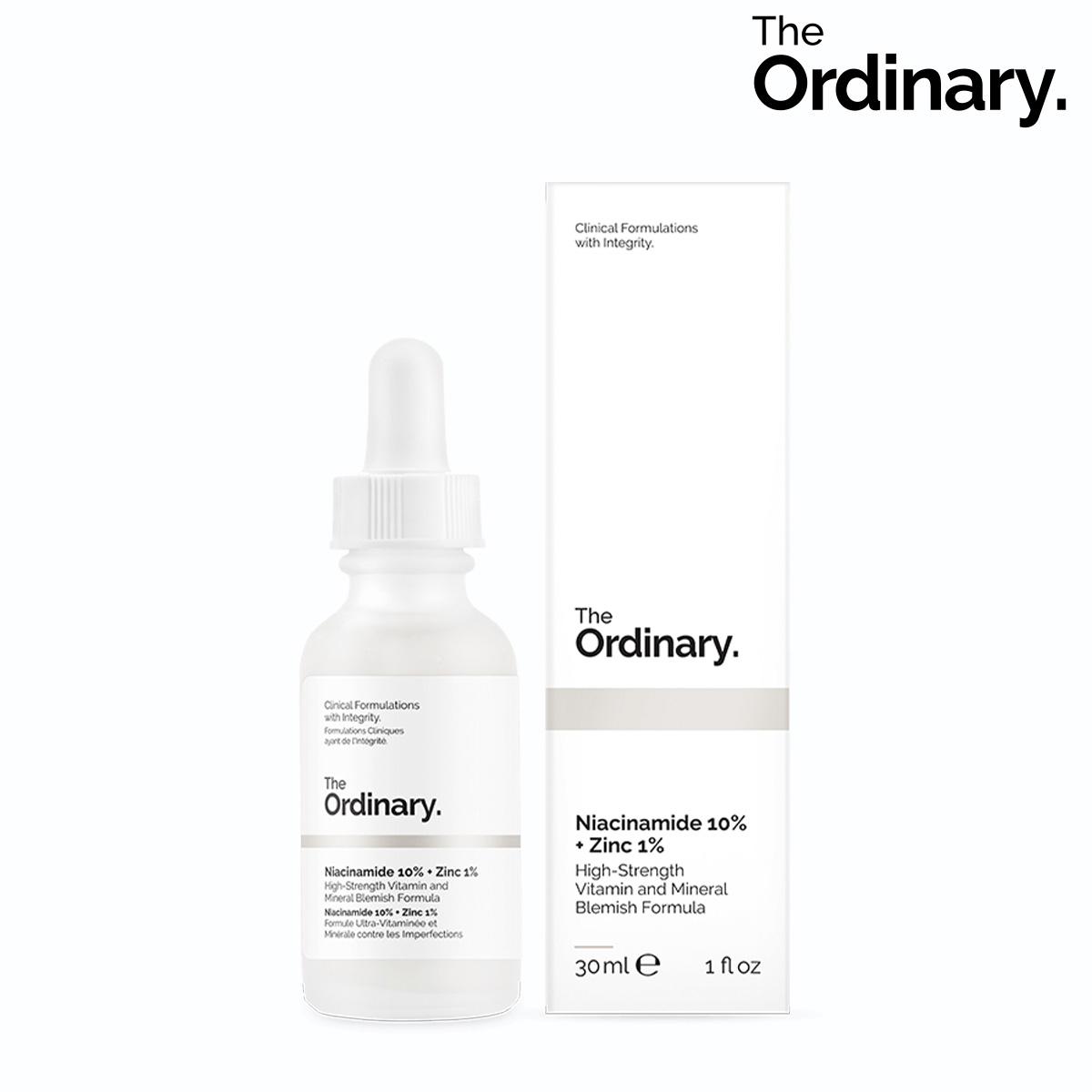 The Ordinary 維生素B3+鋅精華液 30ml