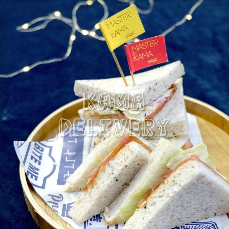 意大利巴馬火腿三文治|Premium Master自選人數套餐|多人到會外賣套餐|Kama Delivery美食到會外賣服務