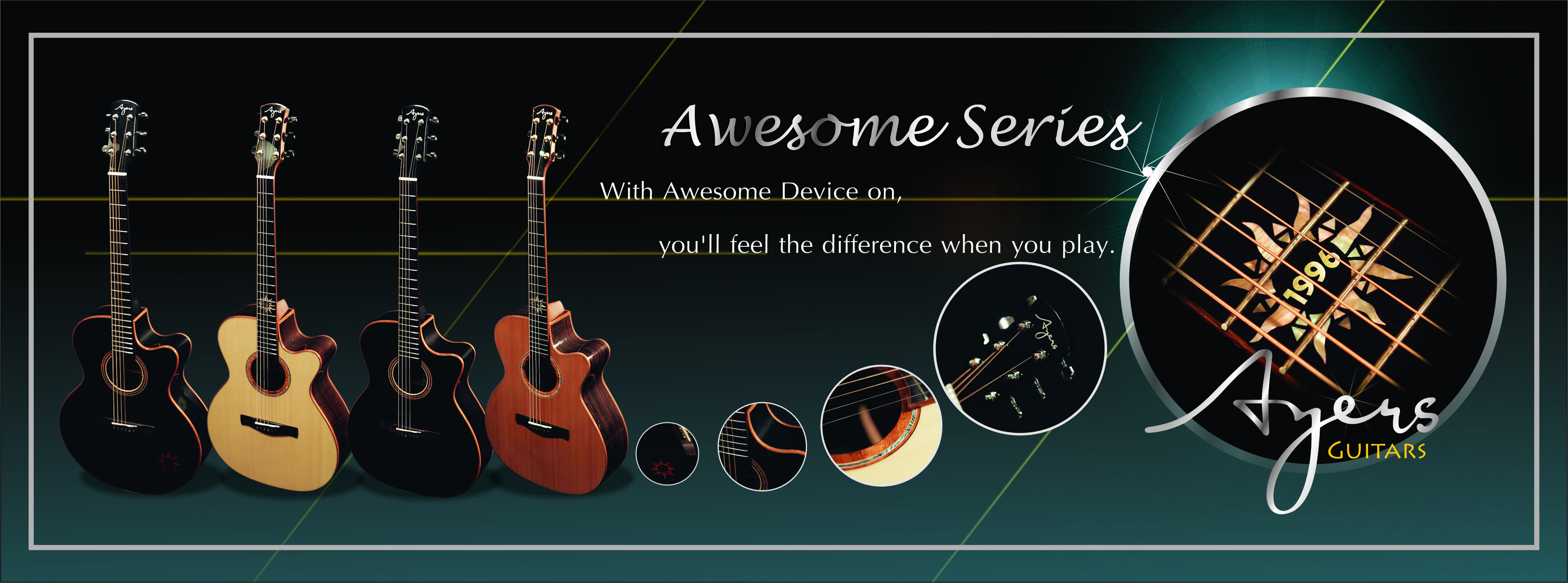 Ayers guitar 2020 latest awesome series