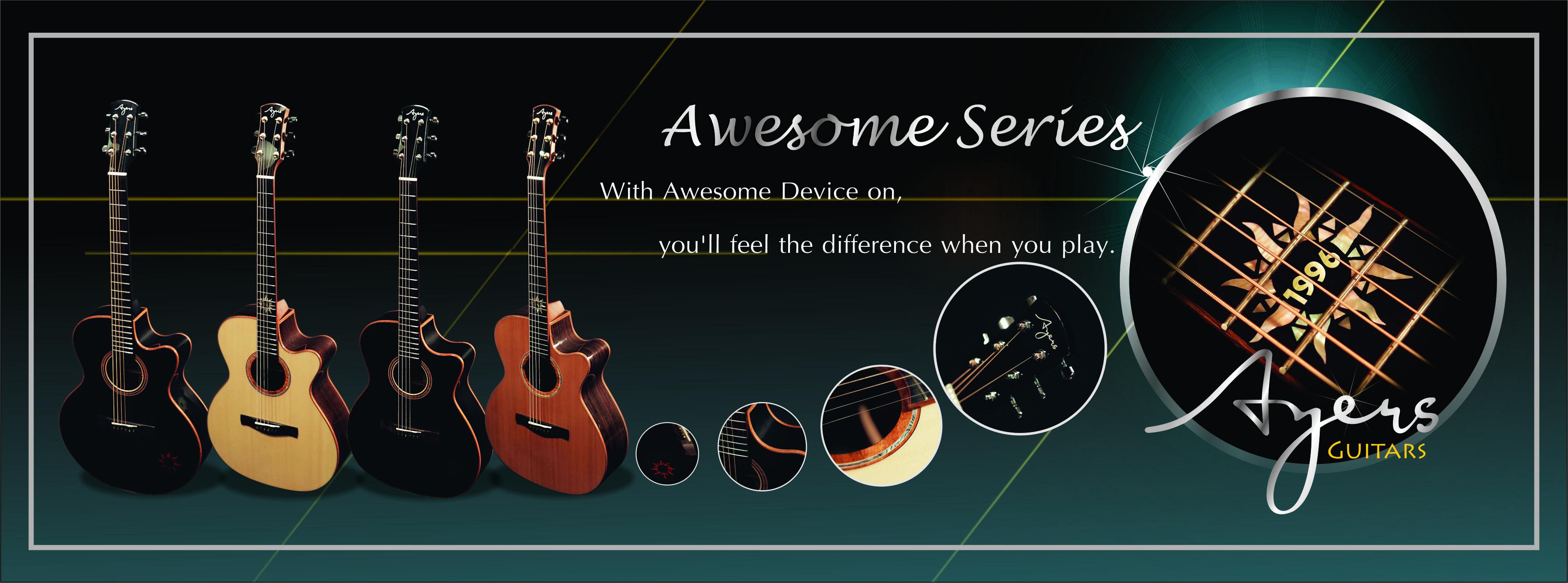 ayers guitar 2020 latest guitar models
