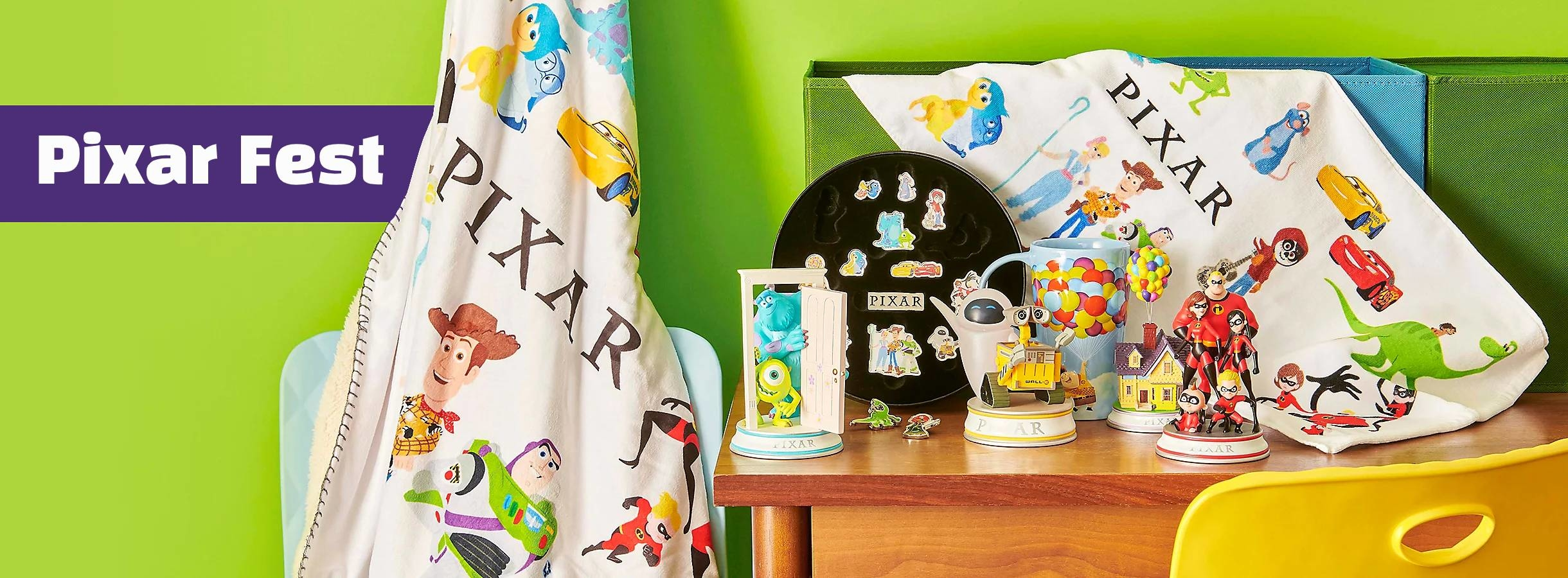 DisneyStore Japan Pixar Fest & Alien Remix 商品