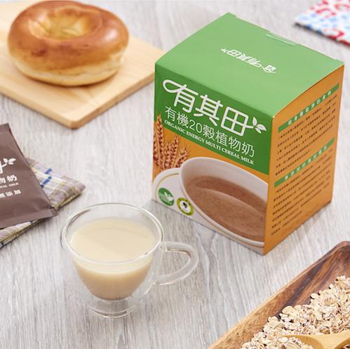 有其田輕巧盒-原味20榖植物奶
