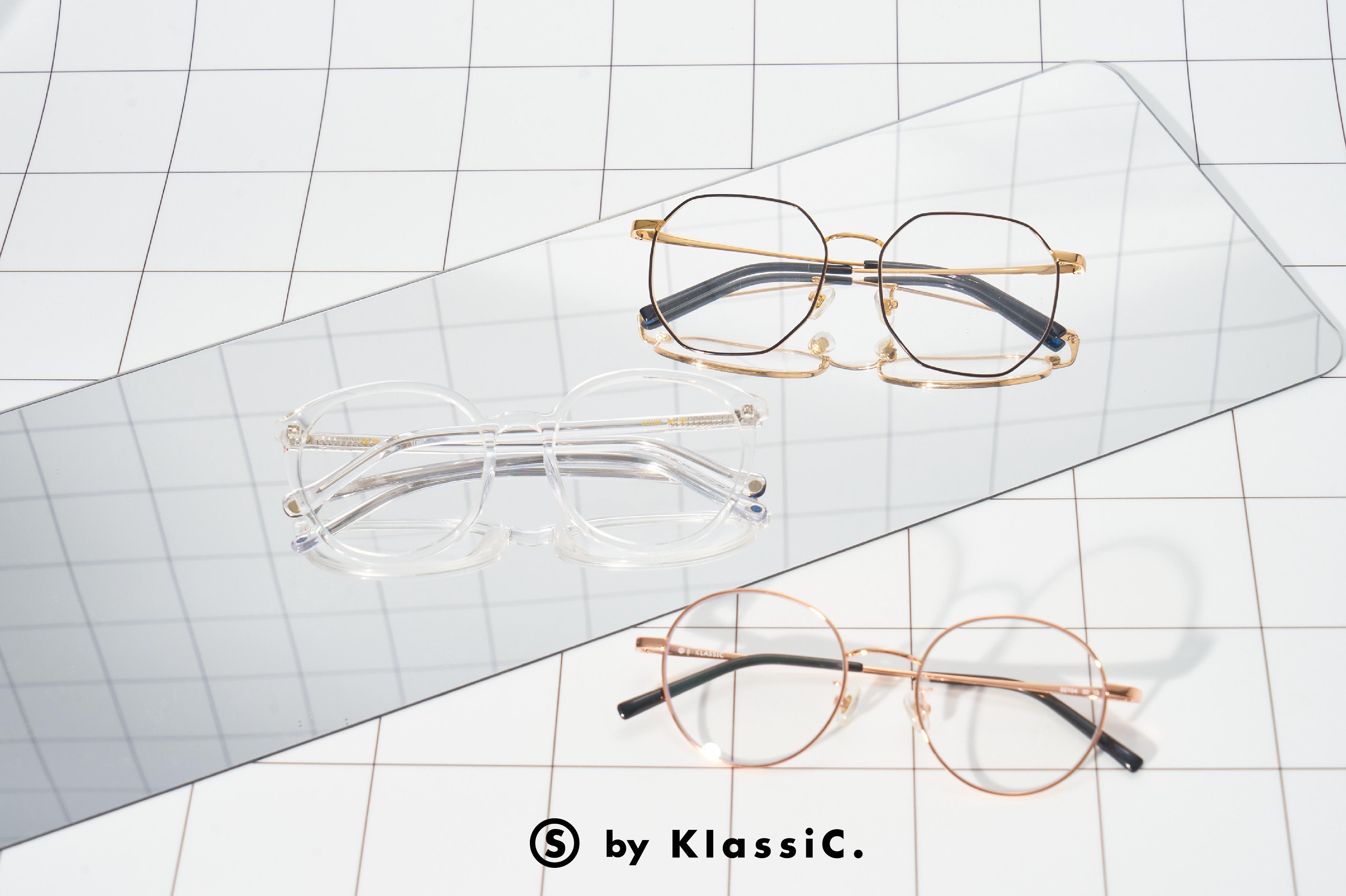 簡約系眼鏡