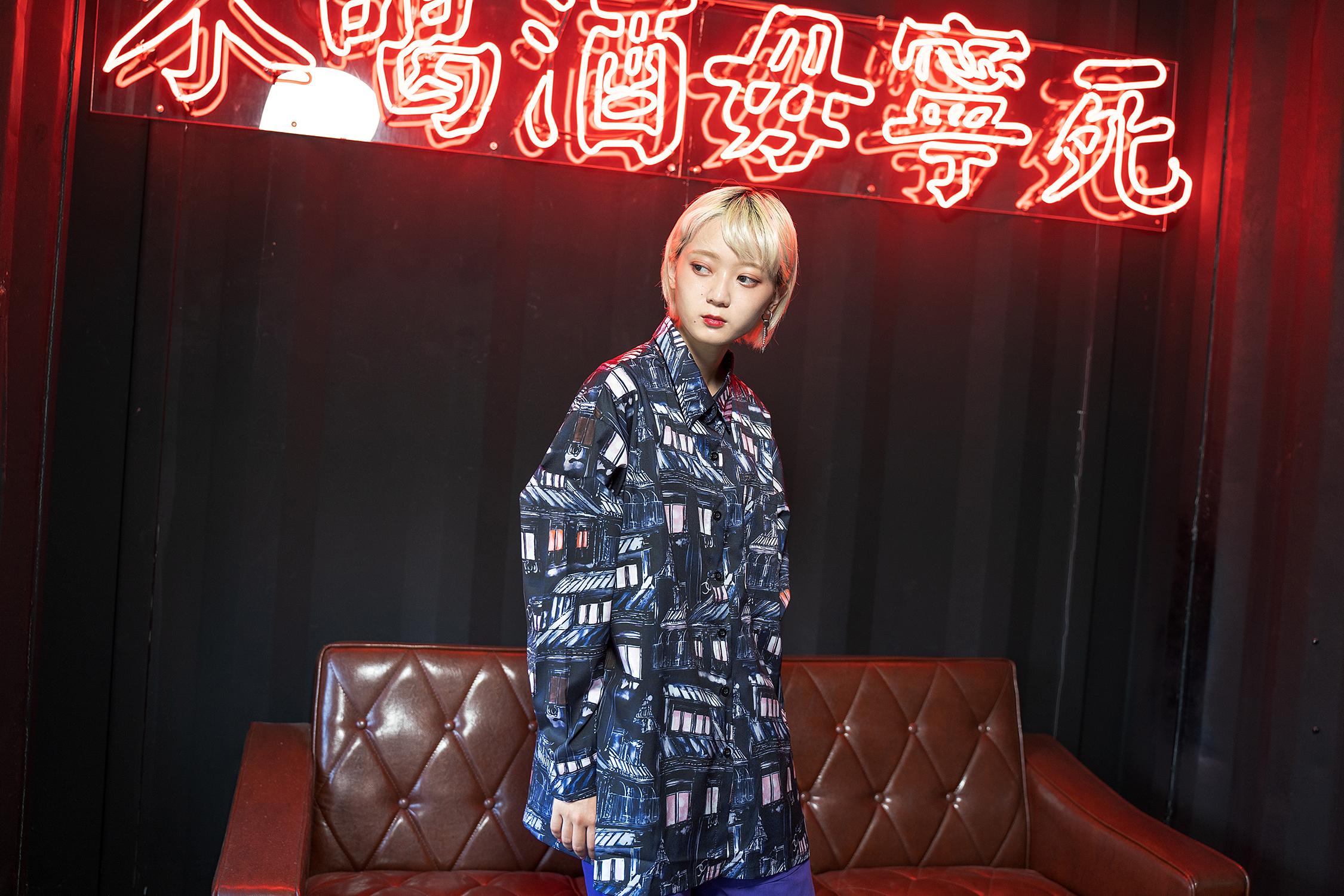襯衫,女裝,韓版,oversize