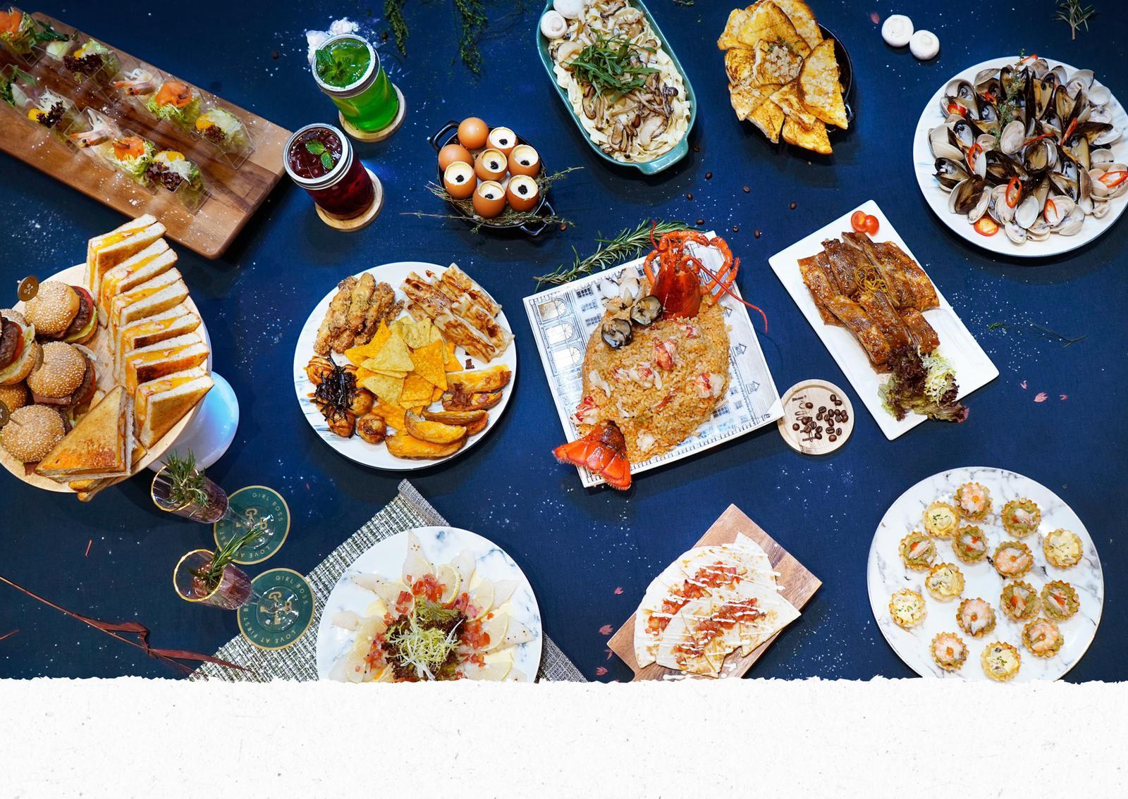新年到會外賣推介|Kama Delivery 新年到會套餐,團年拜年必食推介,大人細路都鍾意,新年食咩無煩惱,給媽媽放個新年假