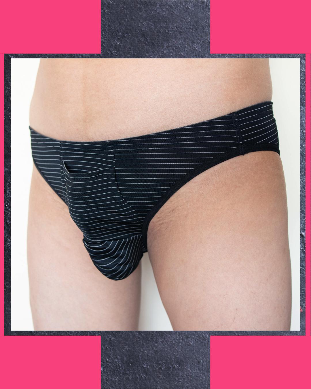 King Style Underwear, Man's Wear, Sexy Underwear,  男性囊袋內褲, 三角褲, 內褲, 男男內褲