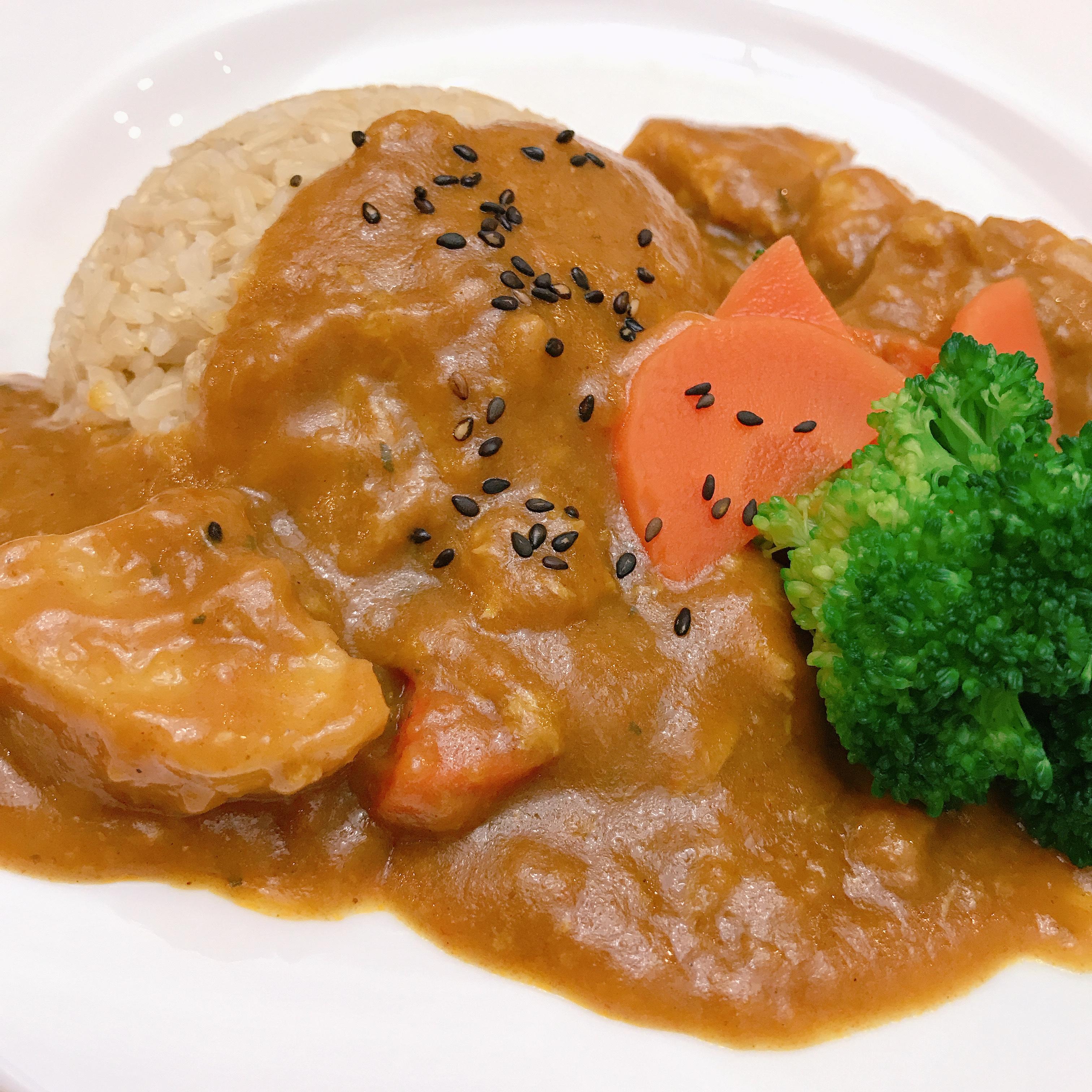 蔬味平生 蔬福漢堡排 未來肉 蔬果咖哩醬 全素即食料理包