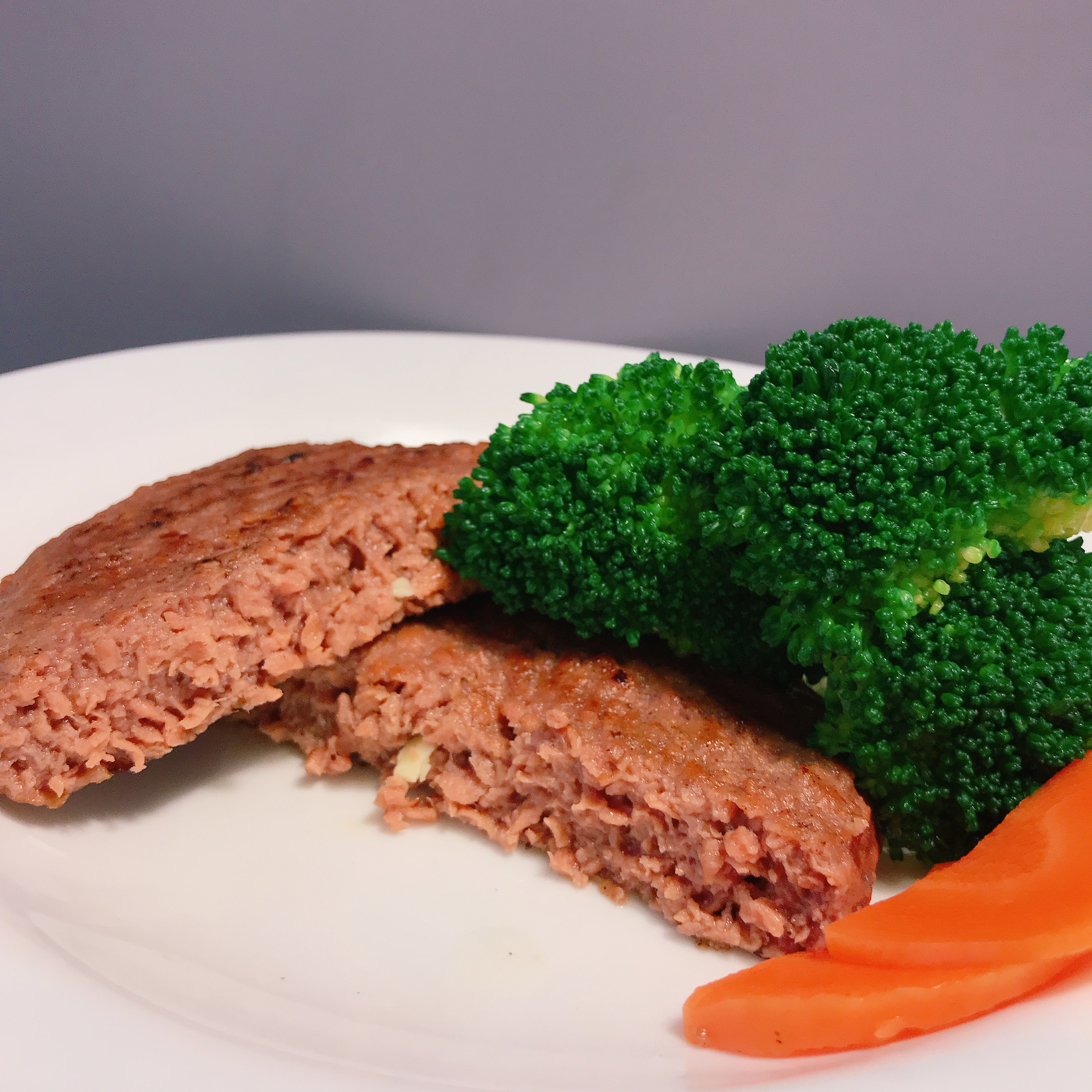 蔬味平生 蔬福漢堡排 未來肉 全素即食料理包