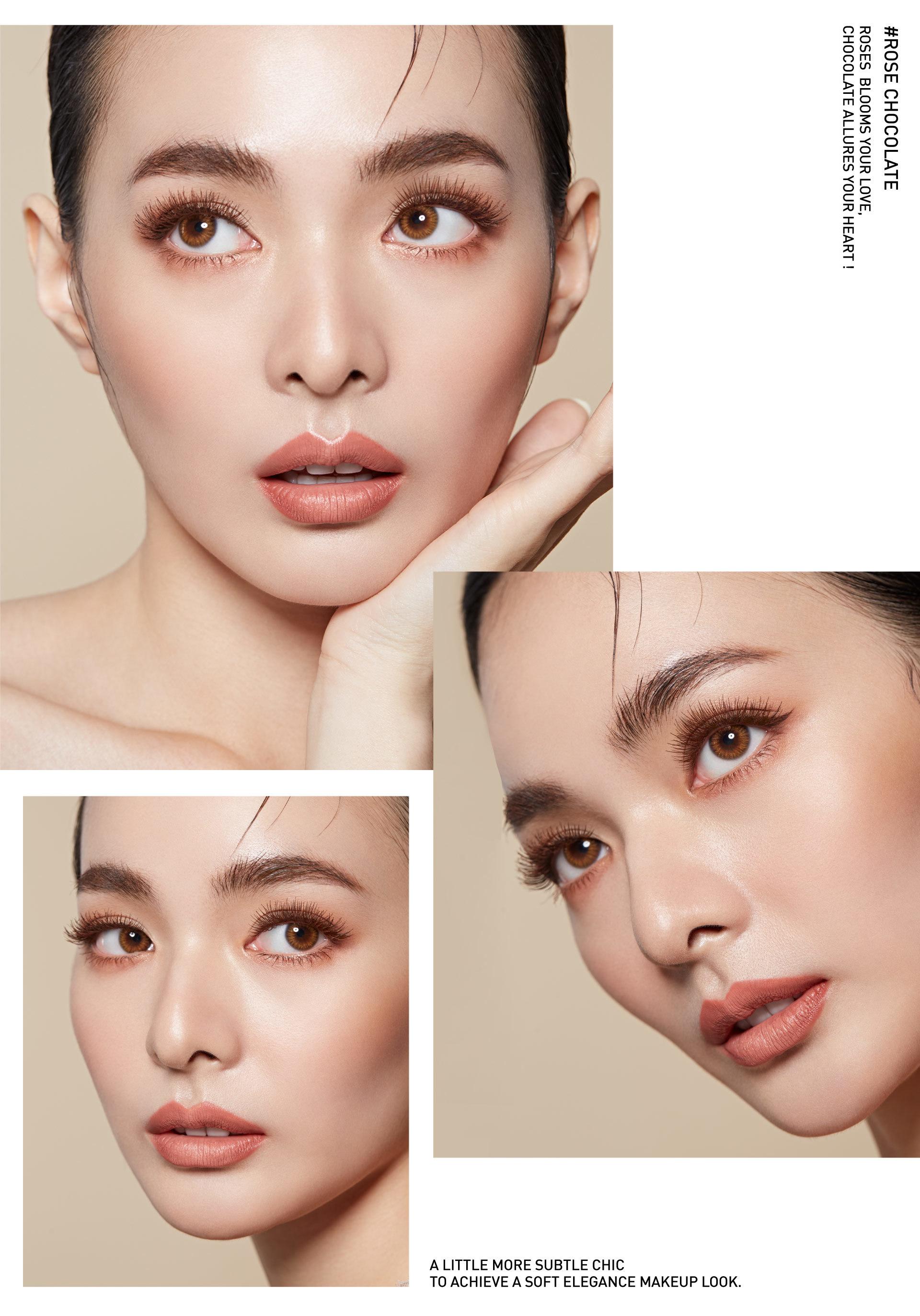 kaibeauty, mascara, rose chocolate, eyelash, eye, shipping, makeup, 小凱