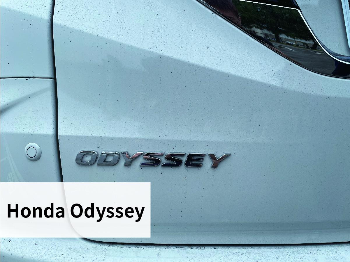 本田 Odyssey 更換汽車冷氣濾網教學