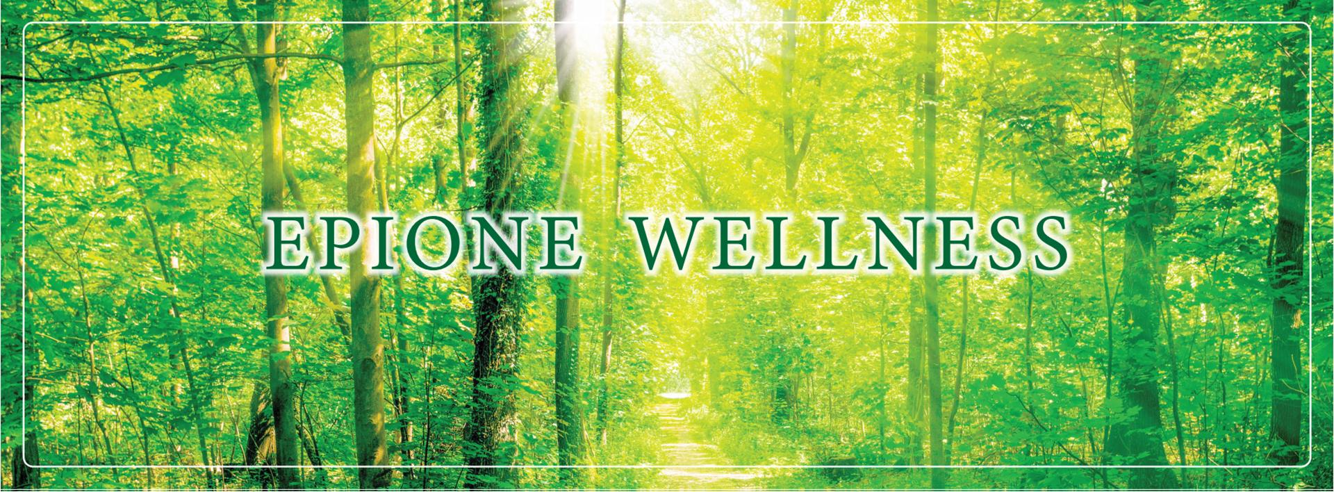 EPIONE WELLNESS,希臘神話,Epione女神,舒緩痛楚,帶來健康,開發及蒐羅優質,天然的健康產品,針對不同的健康問題,旗下產品源於世界各地,日本,瑞士,澳洲,天然的植物元素,科學方法,改善健康